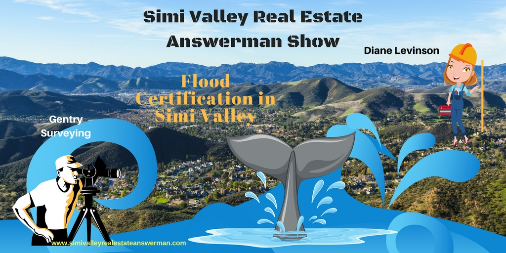 Flood Insurance And Flood Certification In Simi Valley California